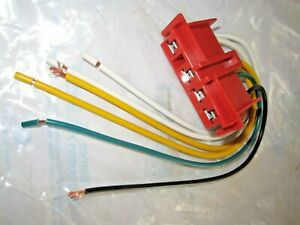 Details About 1977 95 Ford Voltage Regulator Wiring Harness Plug Connector Pigtail