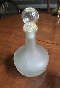 Jansen-Herman Liquor Bottle Holland Anno 1777