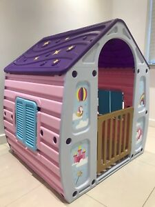 Unicorn-Childrens-Playhouse-Wendy-House-Magical-Play-House-By-Starplast
