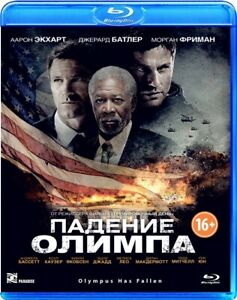NEW-Olympus-Has-Fallen-Blu-ray-2013-Russian