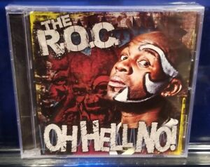 The R.O.C. - Oh Hell Now CD SEALED house of krazees twiztid insane clown posse