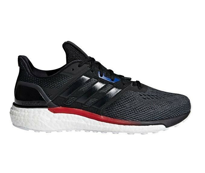 Adidas Mens SUPERNOVA AKTIV Running shoes Trainers Sneakers Black Sports Size 9.5