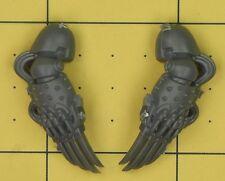 Warhammer 40K SM Dark Angels Deathwing Command Terminator Lightning Claws