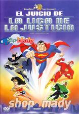 Justice League - La Liga de la Justicia: El Juicio en Español Latino Region 4