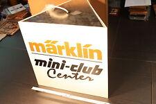 Märklin Leuchtreklame Mini Club Center, im Originalkarton                  #ab