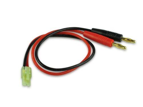 YUKI MODEL Akku Ladekabel mini Tamiya 30cm charge cable 600071 Rc Modellbau