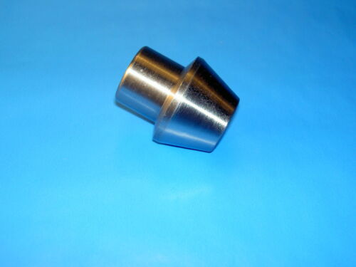 """1//2/""""-20 RH Thread  Weld In Bung  Fits a 1-1//8/"""" Tube  with .120 Wall Thickness"""