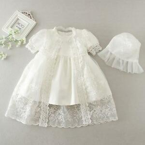 gorgeous embroidery christening dress baby girl baptism gown toddler