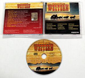 Autori-Vari-I-CAPOLAVORI-DELLA-MUSICA-WESTERN-2001-De-Agostini-CD-COLONNE-SONORE