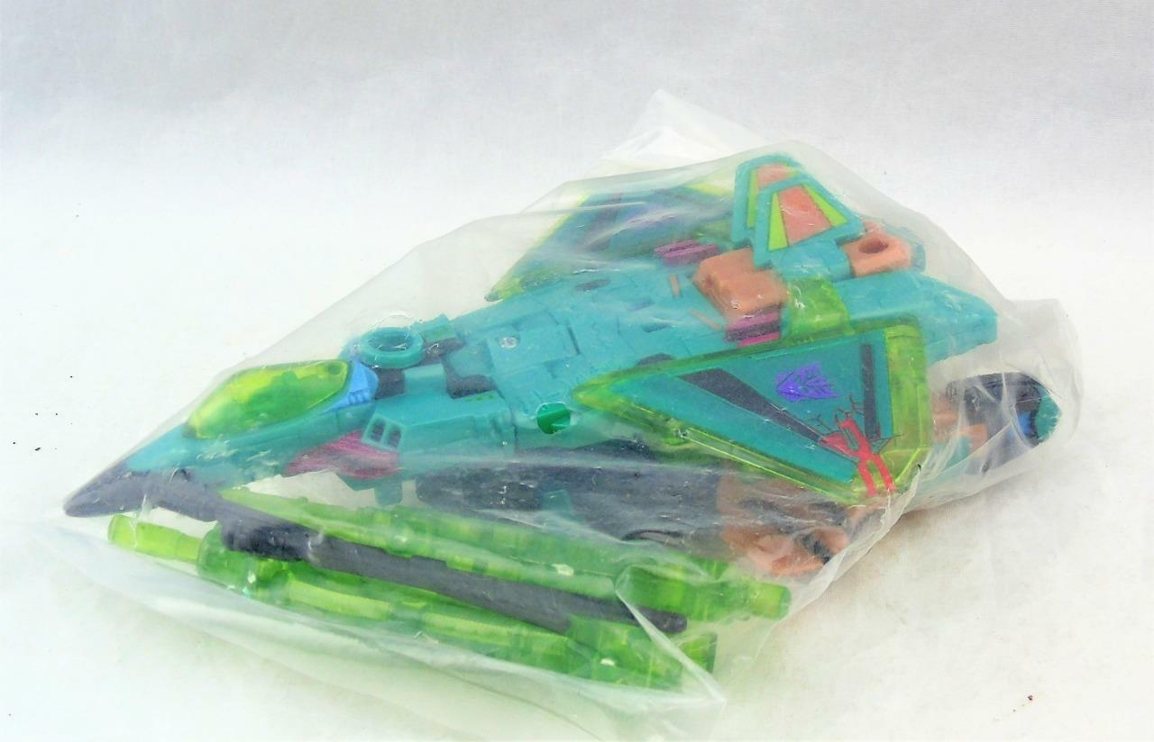 Transformers 2009 Botcon Exclusive Skyquake Figure Production Sample Sealed
