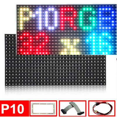 new arrival 95e65 0367e P10 Outdoor Full Color Led Display Video Module 320x160mm SMD 3535 RGB LED  Panel | eBay