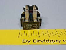 Mars 43014 General Purpose Motor Starting Lighting Relay Dpdt 25 Amp 120 Vac