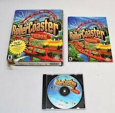 RollerCoaster Tycoon (PC, 1999)