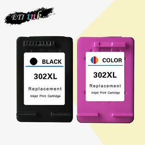 Details About 302xl Printer Ink Cartridges For Hp 302 Xl For Hp 4652 4654 4655 4658 4520 1110