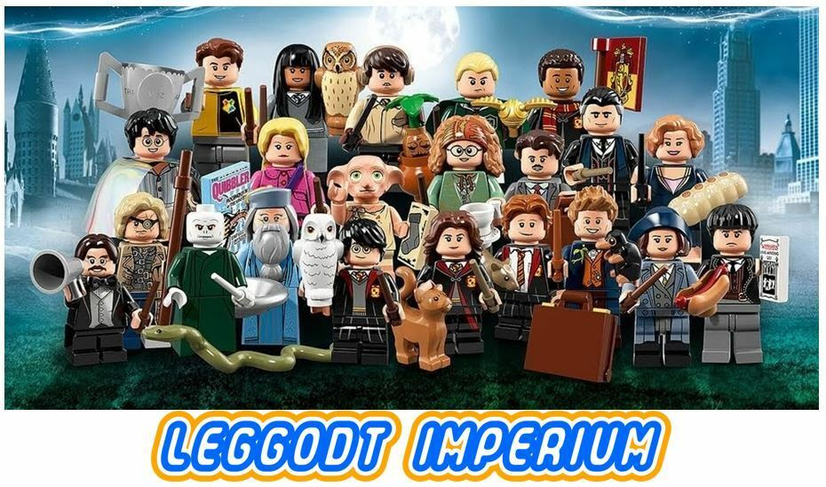 LEGO Harry Potter Collectable Minifigures SET of 21 (no Percival) FREE POST
