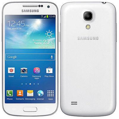 Samsung Galaxy S4 MINI GT-I9195 - 8GB White - (Unlocked) with 12 Months Warranty