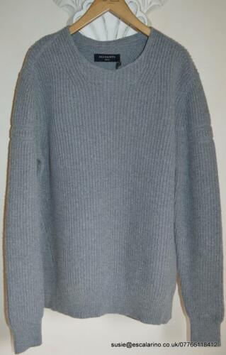 Bnwot Lana Karser All £ Hombre algodón Crew L de 5052654708431 suéter 98 Saints Tamaño jersey Gris wXqrX5t