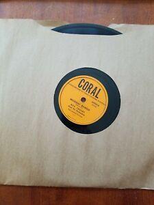 Bob-Crosby-78-Coral-60020-Muskrat-Ramble-High-Society