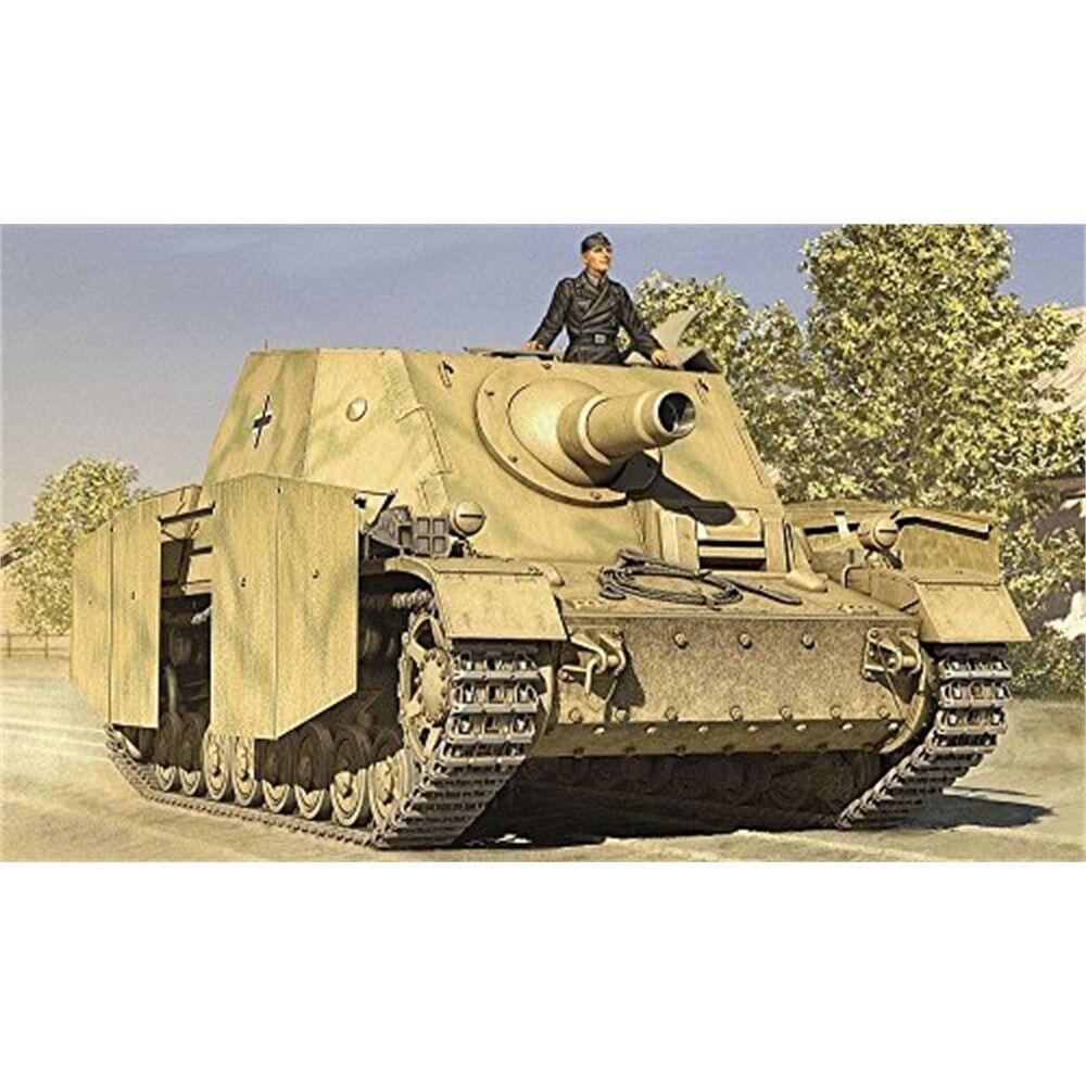 Hobbyboss 1 35 - German Sturmpanzer Iv Early Sd. Kfz.166  b - 135 Brummbar