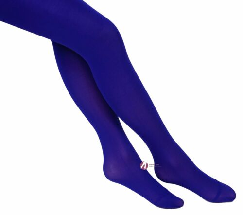 40 or 60 or 100 Denier Womens Opaque Microfibre Tights 23 Fashionable Colours