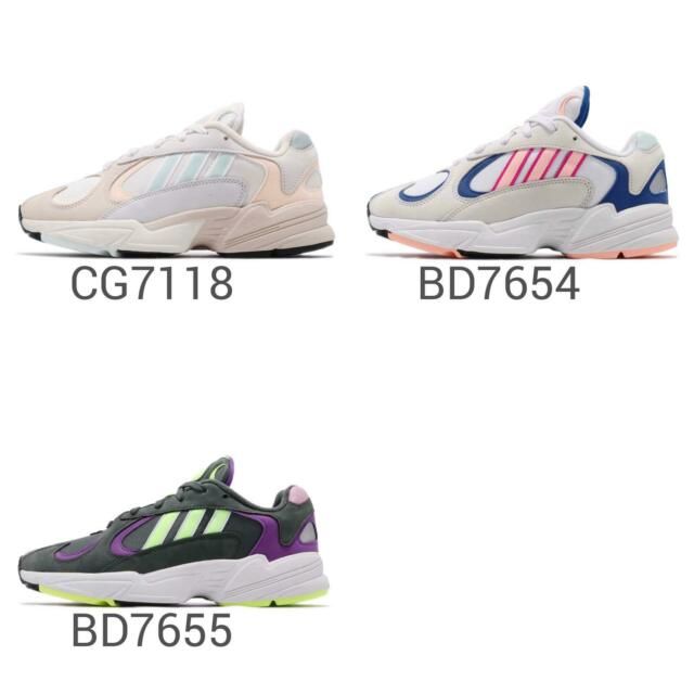 reputable site 992f1 c67d4 adidas Originals Yung-1 One Men Women Running Shoes Sneakers Trainers Pick 1