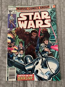 Marvel-Star-Wars-3-Condition-Is-VF-FN