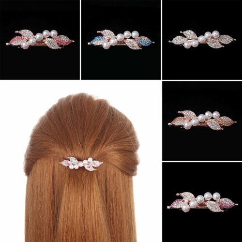 pierre pearl bandeau Pince à cheveux Pince à cheveux Jolie pince à cheveux.