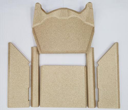 586 Style Skamol-Satz Nibe Contura 556 Style 596 Style Vermiculite