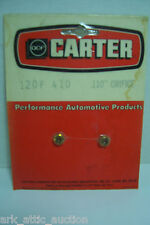 Carter AFB Carburetor Tuning Jet 120p 410 Orifice Size  110''