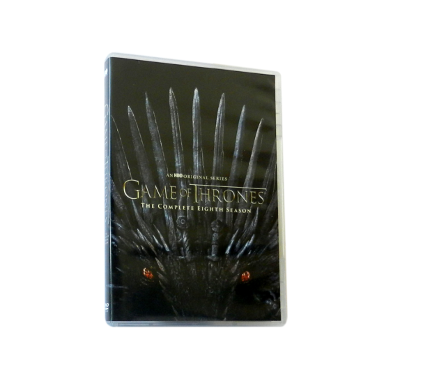 Game of Thrones: Season 8 DVD