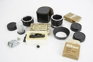 Nikon-accessoires-lot-Check-pictures