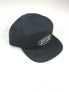 438fc22084417 Brixton Mags HP Snapback Cap – Brand New in Black One size fits all ...
