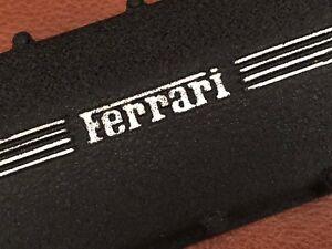 Ferrari Engin Tête Échelle 1:3 Sable Cast In Original Usine