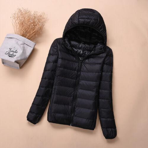 UNIQLO/'S Factory Sale Women/'s Lightweight 90/% Duck Down Jacket Puffer Parka Coat