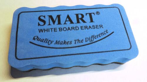 4 Stück Eraser Whiteboard Schwamm Löscher magnetisch für Weißwandtafel