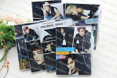 Kpop BTS Notebook Bangtan Boys Diary NoteBooks Jung Kook V Back to School
