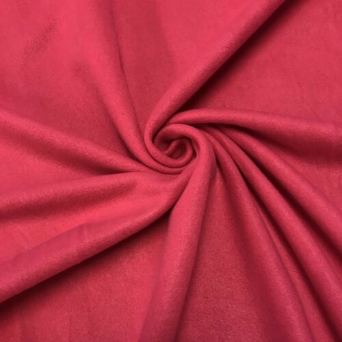 """Solid Polar Fleece Fabric Anti-Pill 60/"""" Wide By the Yard Many Colors"""