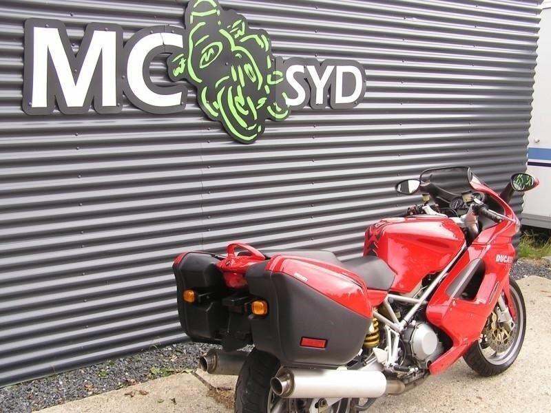 Ducati, ST4, ccm 916