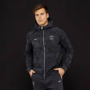 2b38c9a8 NIKE PSG 17/18 NSW AUTHENTIC MEN'S HOODIE (AH7950 064) SIZE (S) | eBay