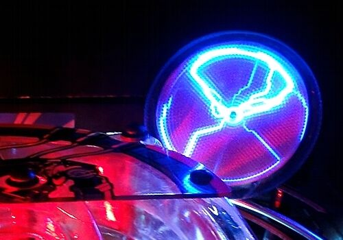 TERMINATOR 2 T2 Pinball Plasma Mod Add-on