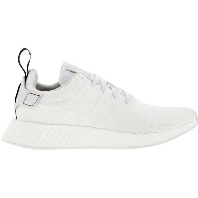 half off 3c134 ffd41 NEW BY9914 MEN S ADIDAS NMD R2 SHOES !! CRYSTAL WHITE CORE BLACK