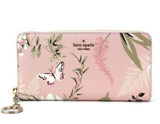 Kate Spade New York Neda Wallet Hummingbird Zip Around New With Tags