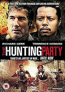 The-Hunting-Party-DVD-Used-Very-Good-DVD