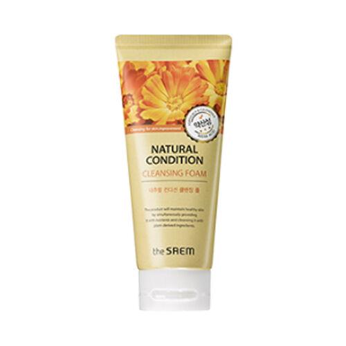 [the SAEM] Natural Condition Cleansing Foam Weak Acid 150ml