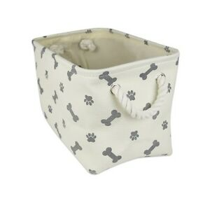 Merveilleux Image Is Loading Pet Toy Storage Box Bin Dog Supplies Cat