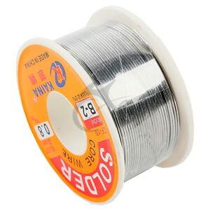 New 63/37 Tin Lead Line Soldering 0.8mm Rosin Core Solder Flux Welding Wire Reel 718174099842