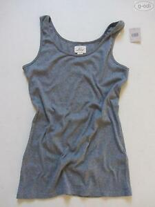 Levi-039-s-Tank-Muscle-Shirt-Gr-L-grau-NEU-Ripp-Top-Retro-Style-must-have