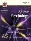 AS Level Psychology for AQA A: Student Book by CGP Books (Paperback, 2012)