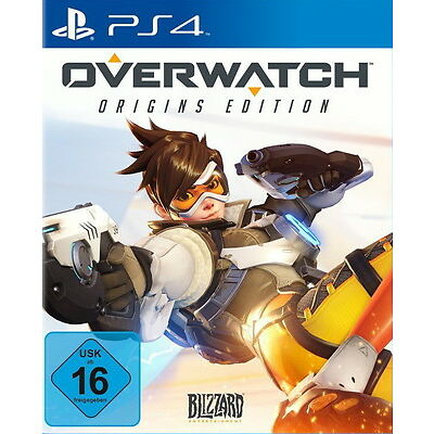 Overwatch - Origins Edition (Sony PlayStation 4, 2016, PS4