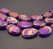 LOT 10 PERLE PIERRE JASPE OCEAN VIOLET INDE 12mm PURPLE STONE BEADS JASPER INDIA